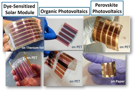 flexible substrates photovoltaic en